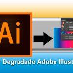 Como usar el color degradado en Adobe Illustrator