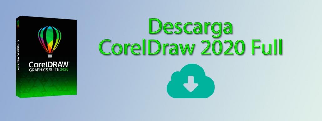 Descarga gratuita de CorelDRAW 2020 Full